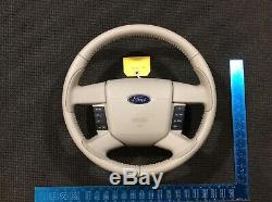 07 08 09 10 Ford Edge Steering Wheel With Control Switch A