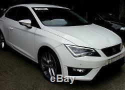 16116 H7d 13-17 Mk3 5f Seat Leon Fr Flat Bottom Multi Function Steering Wheel