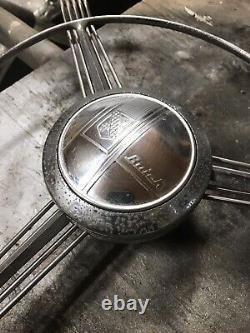 1938 Buick special deluxe Banjo Steering wheel