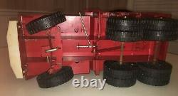 1960's Buddy L Mack Metal Dump Truck with Steering Wheel and Seat. RARE withHISTORY
