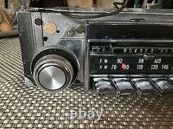 1967 Oldsmobile 88 Delmont Factory AM FM Wonderbar am fm Radio Refurbished