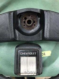 1973-87 Chevy Silverado Sierra Blazer C10 Deluxe Steering Wheel Not Sticky