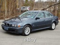 2001 BMW 5-Series 530-i LOADED! CLEAN CARFAX! ORIGINAL 80K Mls