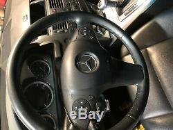 2008-2011 Mercedes C300 Steering Wheel Drivers Airbag Black