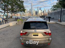 2008 BMW X3 3.0si Sport Utility 4-Door