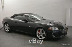 2011 Jaguar XK 2dr Convertible XKR