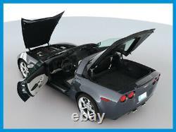 2012 Chevrolet Corvette Grand Sport Coupe 2D