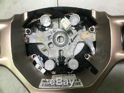 2013 2014 Dodge Ram 1500 Longhorn Wood Trim Steering Wheel