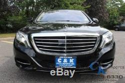 2014 Mercedes-Benz S-Class S550 PI, Driver Assist Package, 19'' Wheels, Comfort