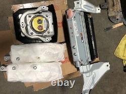 2015-20 Toyota 4Runner Steering Wheel Left Knee Air Bag L&R Seat Air Bags