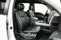 2018 Ford F-150 Lariat Super Crew Sport 3.0L Turbo Diesel FX4 4x4