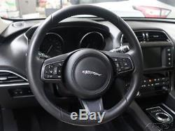 2018 Jaguar F-PACE 25t Premium Theft Recovery Rebuilt Title 12k Miles White AWD