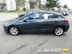 2019 Chevrolet Cruze Diesel Only 3000 Miles Leather Sunroof