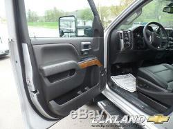 2019 Chevrolet Silverado 2500 Duramax Diesel Crew Cab 4x4 MSRP $66065