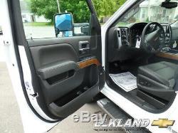 2019 Chevrolet Silverado 3500 LTZ Diesel Dually 4x4 MSRP $68500