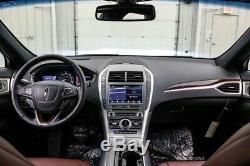 2019 Lincoln MKZ/Zephyr Reserve II Infinite Black Hybrid MSRP 45990