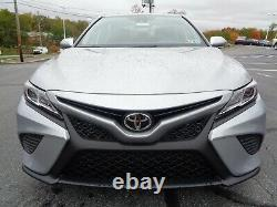 2020 Toyota Camry 2020 Camry SE All Wheel Drive Silver Paint