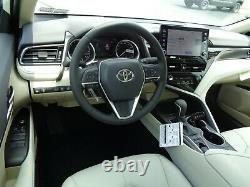 2021 Toyota Camry New 2021 Camry XLE AWD White