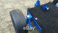 4 Wheel Steering Doorway Dolly 4 Professional Film With seat & Track Wheels