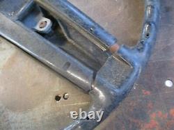 71 72 73 74 75 76 77 78 79 80 Dodge B Series Van Woodgrain Steering Wheel Oem