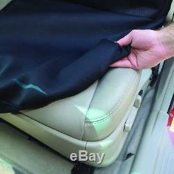 8pc Set NBA Boston Celtics Car Truck Seat Covers Floor Mats Steering Wheel Cover