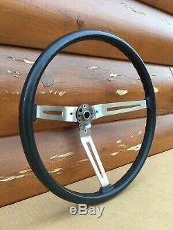 AMC Jeep CJ5 CJ7 CJ8 Factory Renegade 3-Spoke Steering Wheel Original Oem Rare
