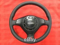 Audi A4 B5 S-line Early Small Spline New Retrim Steering Wheel