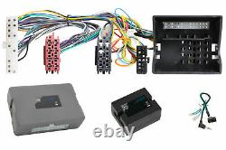 Audi A6 C5 4B C6 4F Can Bus Car Radio Adapter Steering Wheel Soundsystem Bose
