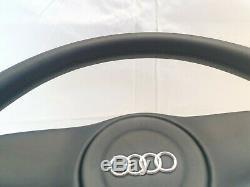 Audi Coupe Cabrio S2 Nardi steering wheel lenkrad V8 B3 B4 C3 C4 893419091P