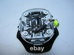 Bmw E90 E92 Steering Wheel Air Bag Driver Left Seat Belt Buckle Battery Sensor