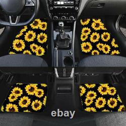 Car 11 Full Set Wolf Seat Cover+Sun Visor+Steering Wheel Cover+Armrest+Seat Belt
