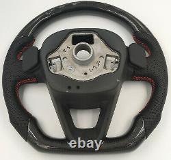 Carbon Lenkrad für Seat Leon Cupra ST 5F FR Carbonfiber steeringwheel volant