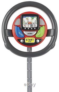 Casdon First Sat Nav Car Back Seat Driver Toy Car Steering Wheel Game Toy SOUNDS
