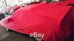Ferrari 355 Indoor Car Cover + Seat/steering Wheel Covers Original Oem