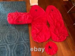 Ferrari 458 Italia car cover, seat covers, steering wheel cover-factory