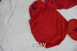 Ferrari F430 Indoor 2X Seat`s Steering Wheel Covers and Bag OEM OE
