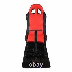 For Logitech G29 G920 Thrustmaster Racing Seat Simulator Steering Wheel Stand US