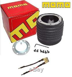 GENUINE Momo Steering Wheel Hub Boss Adaptor Kit Seat Leon Mk1 99-06