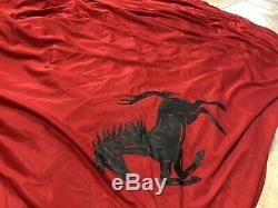 Genuine Ferrari GTC4Lusso Indoor Car Cover, Steering Wheel Cover And Seat Covers
