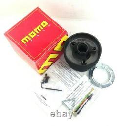 Genuine Momo steering wheel hub boss kit MK8016R. VW Golf MK3, Polo 6n Seat Lupo