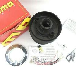 Genuine Momo steering wheel hub boss kit MK8017R. VW Golf, Audi A3, Skoda, SEAT