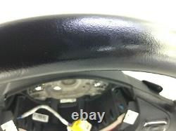 Genuine Seat Leon FR Paddle Flat Bottom Steering Wheel DSG. 1P Facelift. 16A