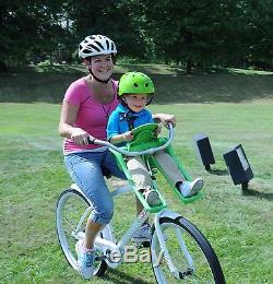 Ibert Safe Seat Child Baby Bike Seat 2017 Model With Steering Wheel. INTRO OFFERP