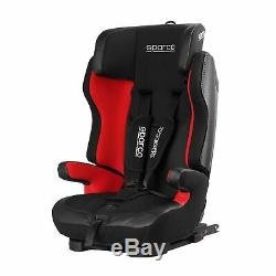 Italy Sparco Sparco SK700i Child Seat Red (9-36 kg)