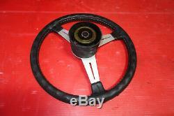 JDM Mazda Familia 323 GTR GT-R BG8Z Nardi Steering Wheel 1989-1994 #5704