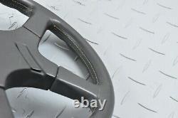 Jaguar Xjs Xjrs Xj40 Facelift Momo Sport Steering Wheel Twr Black Leather Horn