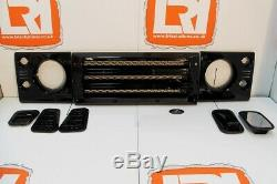 LUCARI style 1 kit seats cubby box steering wheel grille For Land Rover Defender