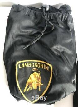 Lamborghini Aventador Indoor Seat & Steering Wheel Cover with Bag OEM