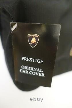 Lamborghini car cover bag/seat covers & steering wheel cover