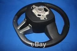 Lenkrad Lederlenkrad Seat Cupra Fr 5p Mfl Neu Bezogen Oj49